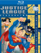 Justice League Of America: Season Two Blu-ray