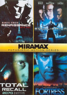 Miramax Futuristic Action Series Movie