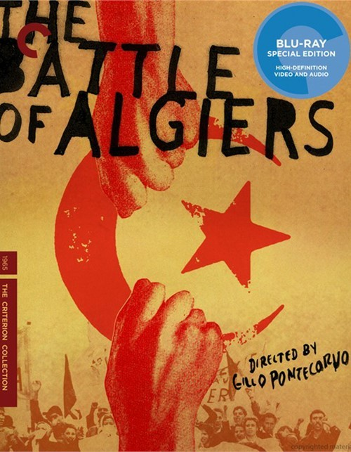 Battle Of Algiers, The: The Criterion Collection Blu-ray