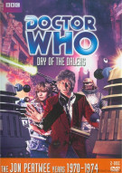 Doctor Who: Day Of The Daleks Movie