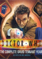Doctor Who: The Complete David Tennant Years Movie