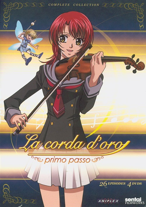 La Corda DOro - Primo Passo: The Complete Collection Movie