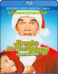 Jingle All The Way (Blu-ray + DVD + Digital Copy) Blu-ray