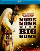 Nude Nuns With Big Guns Blu-ray