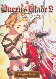 Queens Blade 2: Complete Series Movie