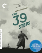39 Steps, The: The Criterion Collection Blu-ray