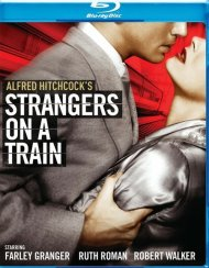 Strangers On A Train Blu-ray