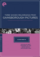 Three Wicked Melodramas From Gainsborough Pictures: Eclipse From The Criterion Collection Movie