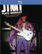 Jimi Plays Berkeley Blu-ray