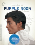 Purple Noon: The Criterion Collection Blu-ray