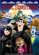 Hotel Transylvania (DVD + UltraViolet) Movie