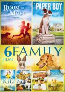 6 Film Family Pack Movie