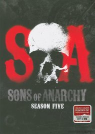 Sons Of Anarchy: Season Five Movie