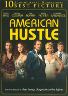 American Hustle (DVD + UltraViolet) Movie