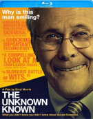 Unknown, Known, The Blu-ray