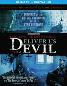 Deliver Us From Evil (Blu-ray + UltraViolet) Blu-ray