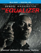 Equalizer, The (Blu-ray + UltraViolet) Blu-ray