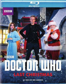 Doctor Who: Last Christmas Blu-ray