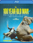 100 Year Old Man Who Climbed Out The Window And Disappeared, The Blu-ray
