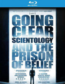 Going Clear: Scientology And The Prison Of Belief Blu-ray