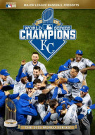 Kansas City Royals: 2015 World Series Film (DVD + UltraViolet) Movie