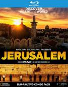 Jerusalem (Blu-ray 3D + Blu-ray + DVD) Blu-ray