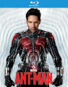 Ant-Man (Blu-ray 3D + Blu-ray + Digital HD) Blu-ray