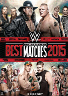 WWE: Best PPV Matches 2015 Movie