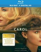 Carol (Blu-ray + UltraViolet) Blu-ray