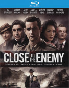 Close to the Enemy Blu-ray