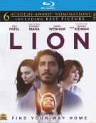 Lion Blu-ray