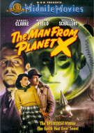 Man From Planet X, The Movie
