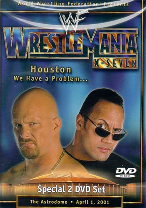 WWF: WrestleMania X-Seven Movie
