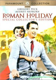 Roman Holiday: Special Collectors Edition Movie