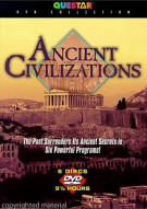 Ancient Civilizations: 6 Disc Collection Movie