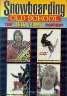 Snowboarding Old School: The Very First Contest Movie