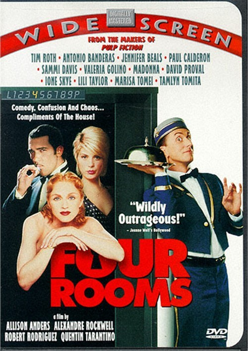 Four Rooms Movie