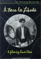 A Nous La Liberte: The Criterion Collection Movie