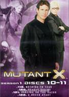 Mutant X: Season One - Disc 10 & 11 Movie