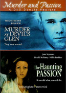 Murder At Devils Glen/Haunting Passion 2 Pack Movie