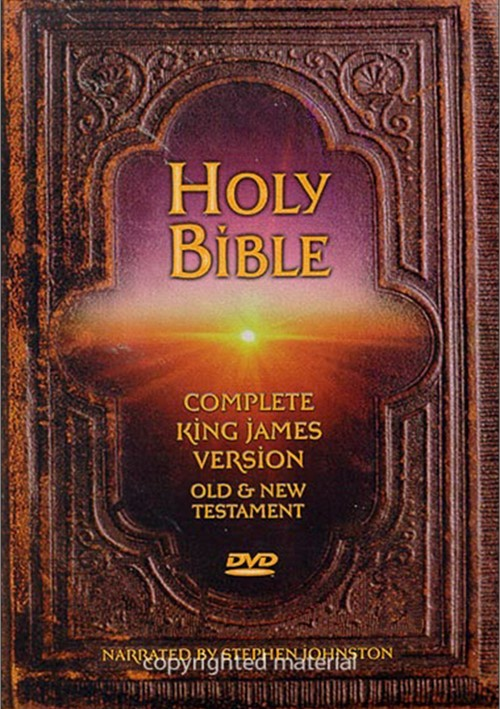 holy bible the king james version old testament and
