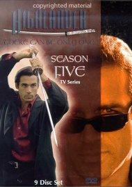 Highlander: Season Five Movie