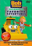 Bob The Builder: Scoops Favorite Adventures Movie