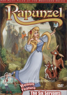 Brothers Grimm:  Rapunzel & The Six Servants Movie