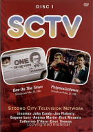 SCTV Disc 1: One On The Town & Polynesiantown Movie