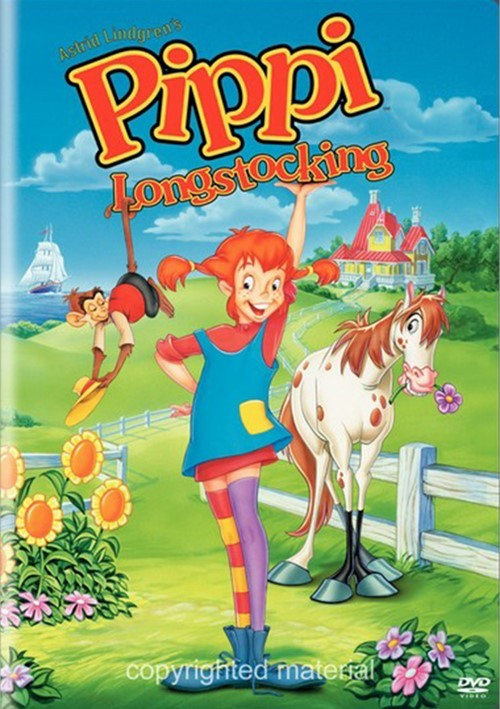 Pippi Longstocking (Animated) Movie