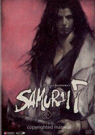 Samurai 7: Volume 1 - Search For The Seven Movie