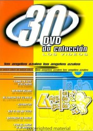 Los Angeles Azules: 30 DVD De Coleccion Movie