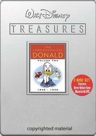 Chronological Donald, Volume Two: Walt Disney Treasures Limited Edition Tin Movie