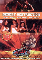 World Fighting Alliance: 3 Desert Destruction Movie